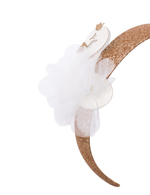 Hair Accessories- serre tête cygne