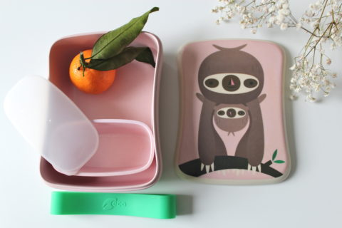lunchbox rose petit monkey