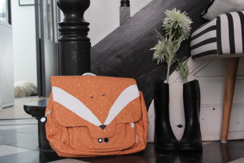 Cartable Monsieur Fox trixie